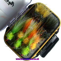 Turrall Fly Pod Kennick Killer Selection - FPOD31