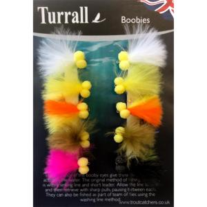 Boobies Turrall Fly Selection - BOS