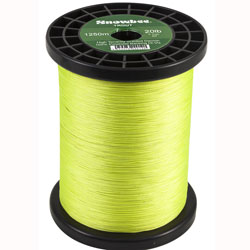 Snowbee Braided Dacron Backing Line - 20lb - 1250m