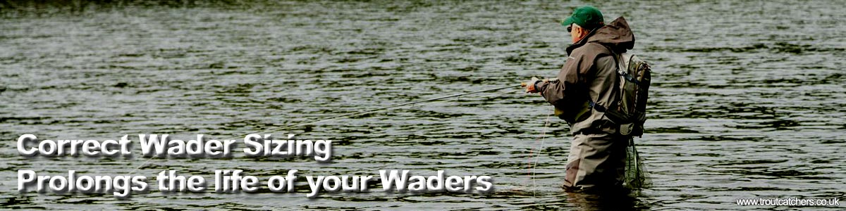 Wader Size Prolongs the Life of Waders
