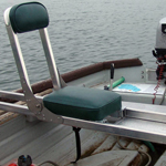 Fly Fishing Boat Seat