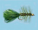Turrall Gold Head Bugger Flies