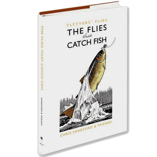 The Flies That Catch Fish By Chris Sandford