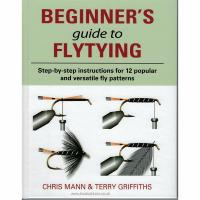 Beginners Guide To Fly Tying By Chris Mann & Terry Griffiths