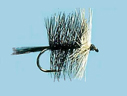 Turrall Dry Hackled Flies