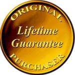 Snowbee Lifetime Fly Rod Guarantee