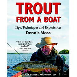 Trout from a Boat by Dennis Moss