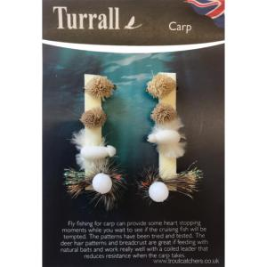 Carp Turrall Fly Selection - CPS