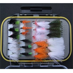 Turrall Fly Pod Mini Lure Selection - FPOD16
