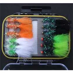 Turrall Fly Pod Fritz Lure Selection - FPOD09