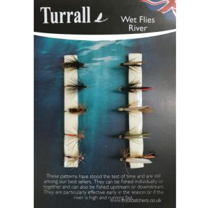 Wet Fly - River Turrall Fly Selection - FLS