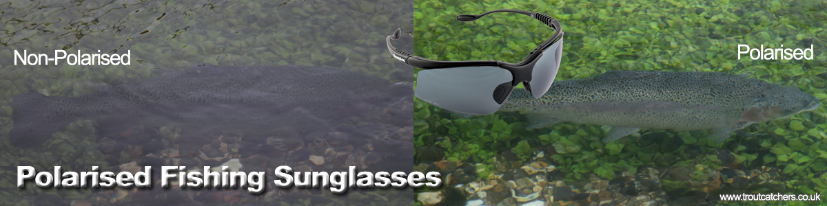 Polarised Fishing Sunglasses