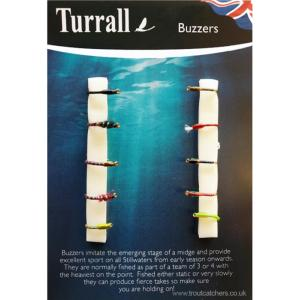 Buzzers Turrall Fly Selection - BUS