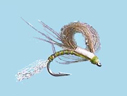 Turrall CDC Emerger Flies