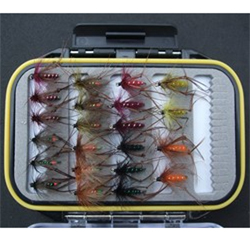 Turrall Fly Pod Hopper Selection - FPOD12