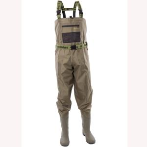 Snowbee 210D Nylon Wadermaster Chest Wader - Cleated Sole